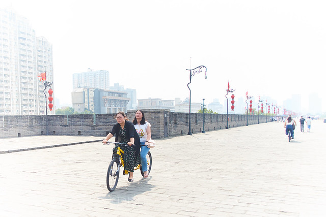 2018 Xi'an - On and Around the Old City Walls 29