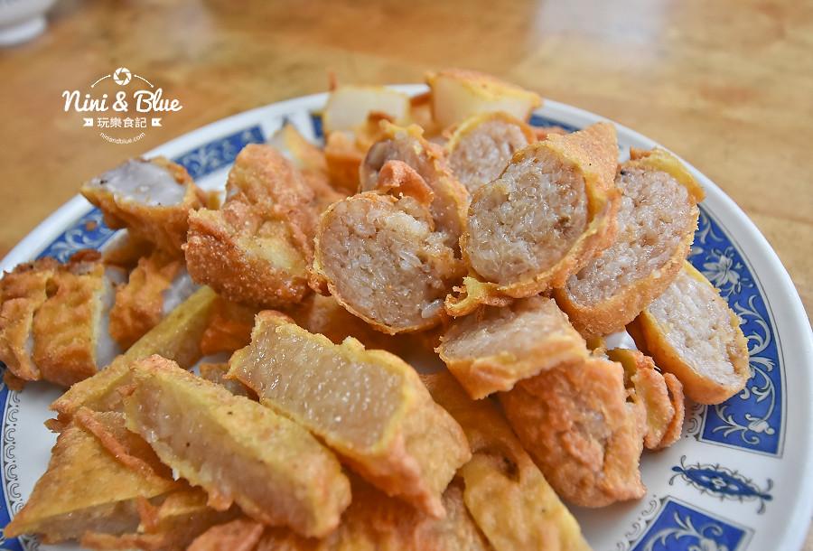 丁記炸粿 台中小吃 炸物 米腸13