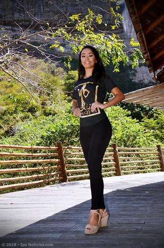 Candidatas ao Miss Ipu 2018 (Bica do Ipu)