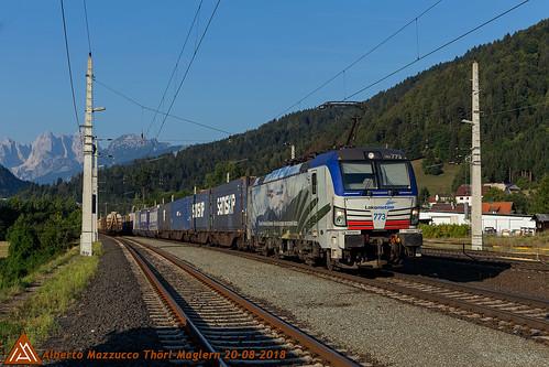 Lokomotion 193 773 Thörl-Maglern
