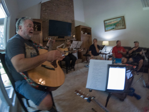 Upstate Acoustic Guitarists Jam Session-001