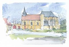 Folleville, Somme, France