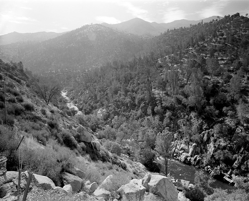 Kern River Canyon II