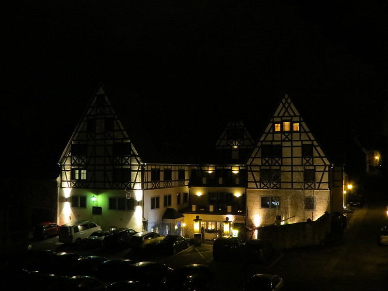 Nachtsicht von Wehrgang auf PrinzhotelIMG_8096