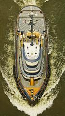 Dann Marine's Tugboat Ivory Coast