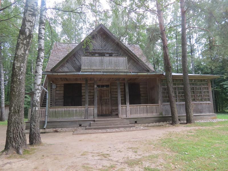 Filial of State Literary Museum of Yanka KupalaIMG_2465