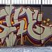 Den Haag Graffiti by Akbar Sim