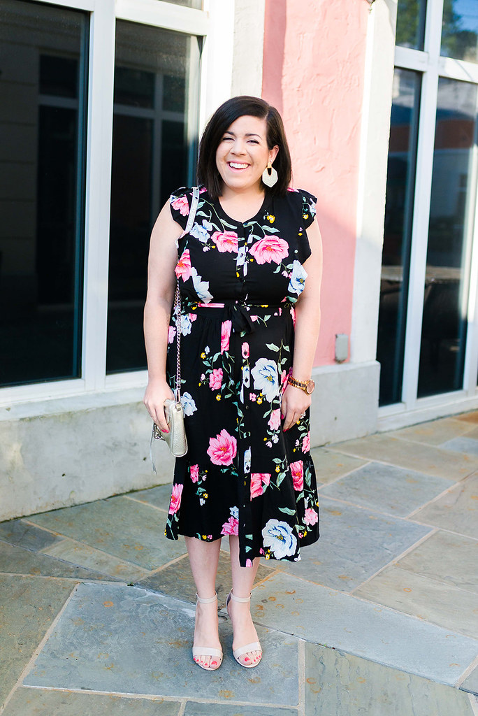 Rehearsal Dinner Dress-@headtotoechic-Head to Toe Chic