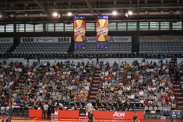 Lliga Catalana ACB 2018 AON