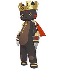 ゴッドイーター3 初回限定生産版特典 着せ替え衣装「ヴァジュラくん[獣神]」