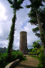 Yocahu Tower, El Yunque, Puerto Rico