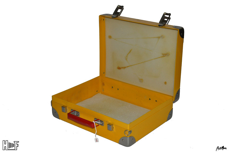 _DSC8392 Mala publicitária Kodachrome e Ektachrome Briefcase