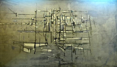 Untitled (Undated) -  Maria Helena Vieira da Silva (1908-1992)