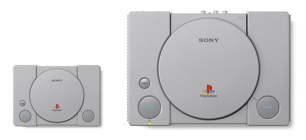 Introducing PlayStation Classic, with 20 Pre-Loaded Games