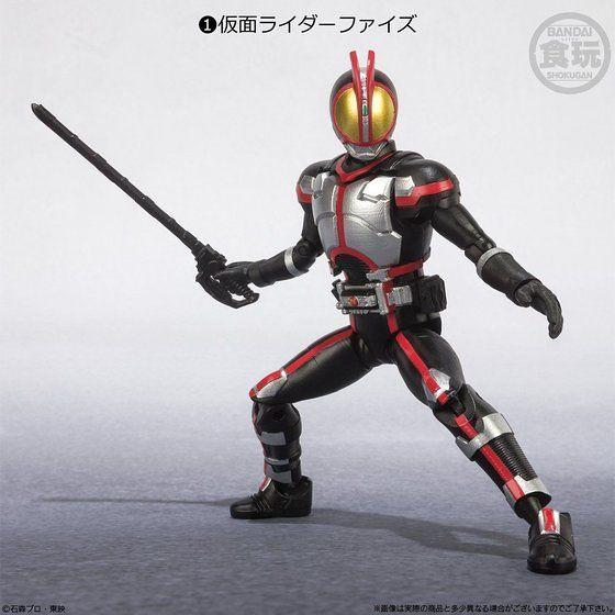 《假面騎士》掌動 嶄新「SHODO-X」系列 第二彈!SHODO-X 仮面ライダー2