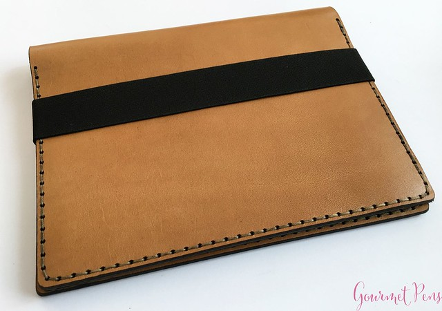 Galen Leather A5 Notebook Cover 7