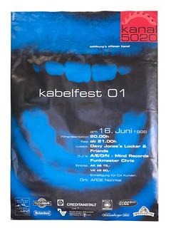 Radiofabrik - Kabelfest 01 - 06/1998