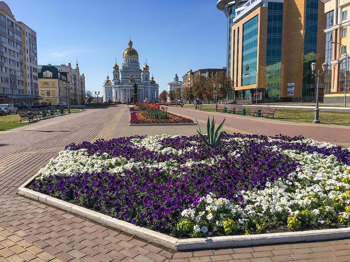 Неожиданно-удивительный Саранск.
