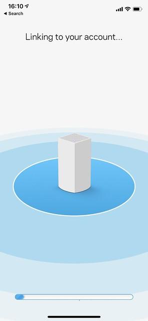 Linksys iOS App - Setup - #13