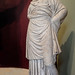 Statue of Athena or Minerva with a Roman Vescovali-type body dated to 50-200 CE supporting a restorationist's head produced between 1500 and 1670 CE by mharrsch