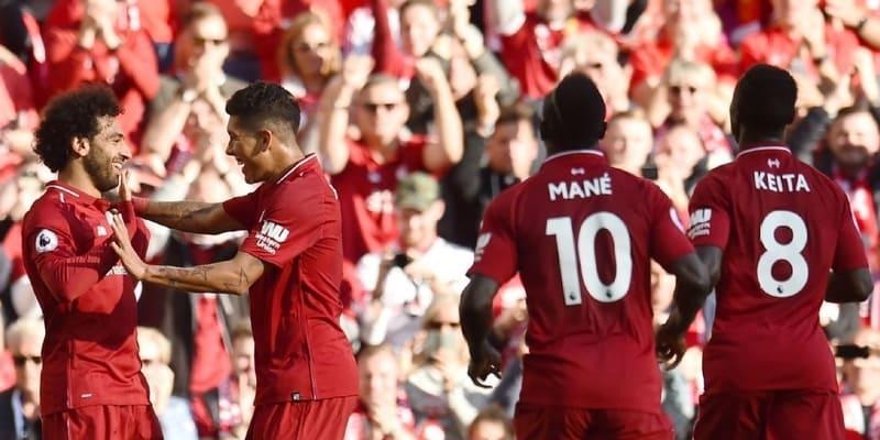 Liverpool mencatat start terbaik selama 28 tahun