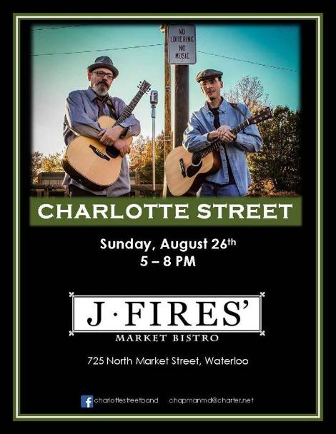 Charlotte Street 8-26-18