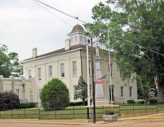 Carroll County Courthouse, Mississippi