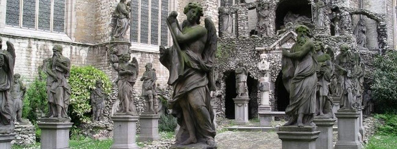 Calvarieberg Sint-Paulus Antwerpen