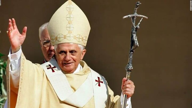 4637 Did Pope Benedict XVI who served as a pope for 12 years perform Hajj this year 01