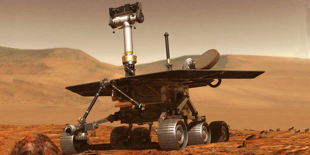 Opportunity : la tempête se calme sur Mars