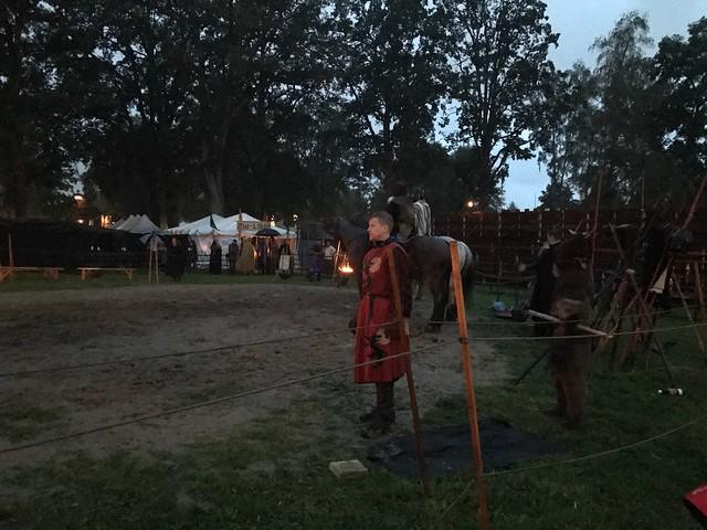 Heimdalls yxa med Fort Unicorn