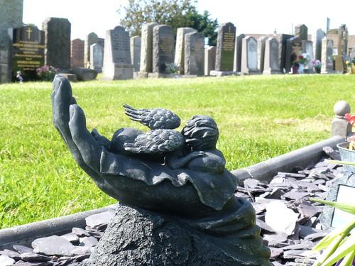 Hawkhill Cemetery Stevenston (204)