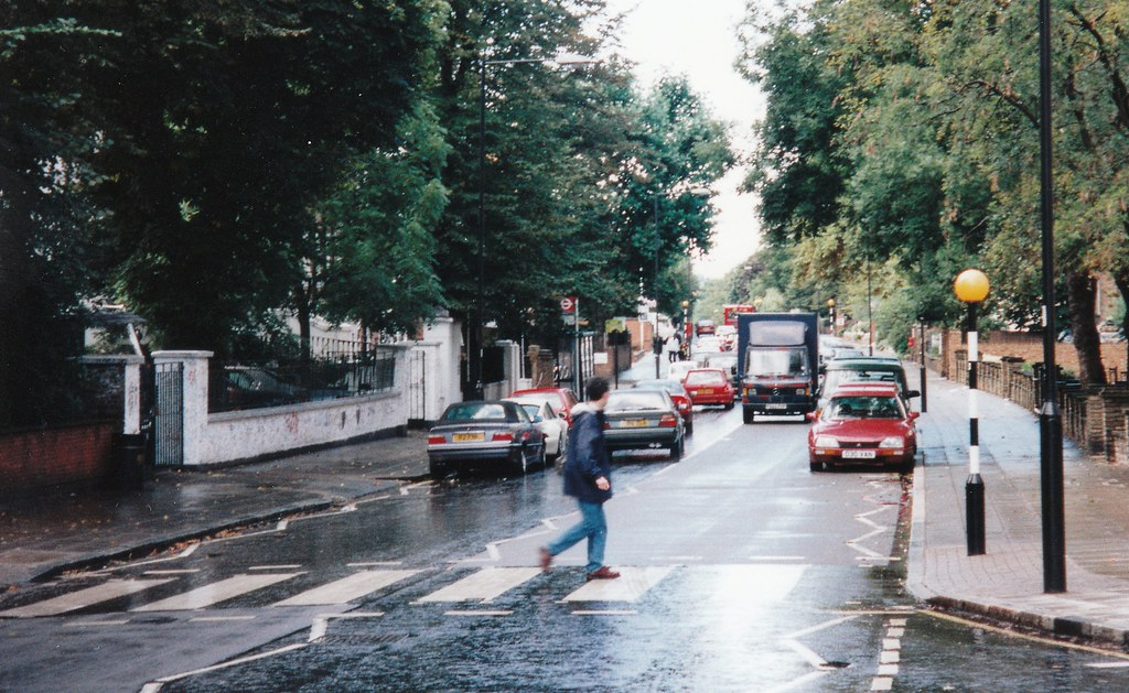 Abbey Road, 12/9/1998