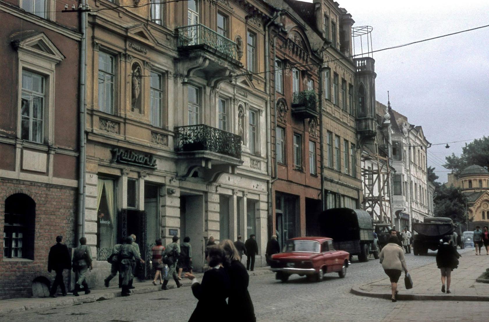 1970. Улица М.Горького