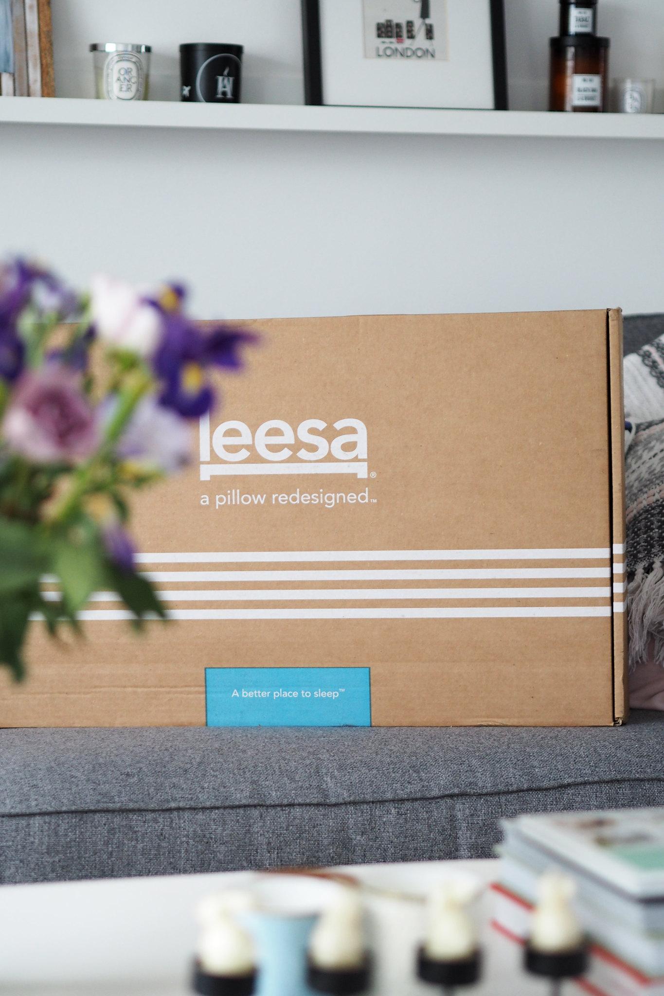 Leesa Sleep Pillow 1
