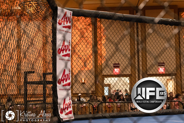 WFC 95 9/8/2018 LIVE MMA & Muay Thai at Avi Resort & Casino