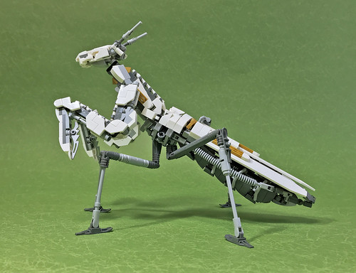 LEGO Mech  Mantis ver2-07