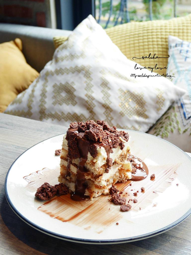 台北吐司利亞甜點下午茶推薦提拉米蘇 (1)