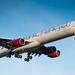 Virgin Atlantic Airways / A340-600 / G-VNAP