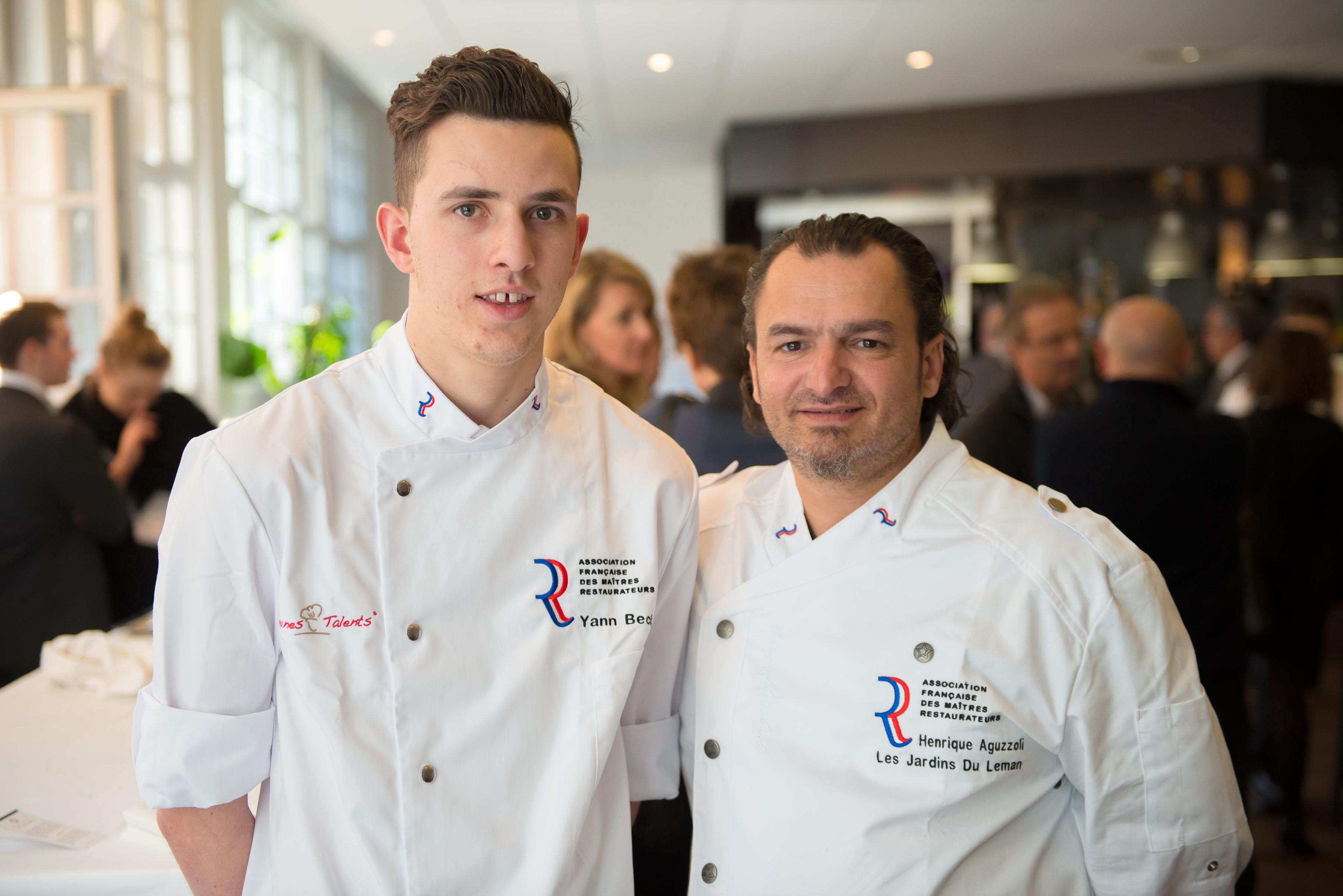 Concours Jeunes Talents Maîtres Restaurateurs 2016