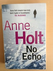No Echo - Anne Holt