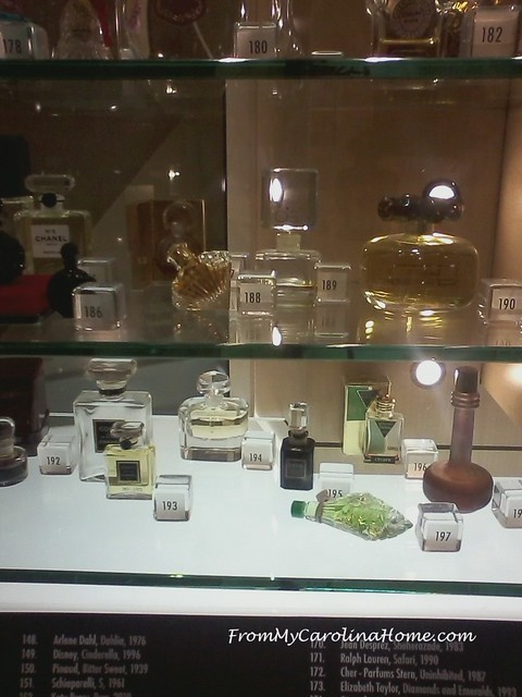 Making Scents Exhibit at NC Arboretum at From My Carolina Home
