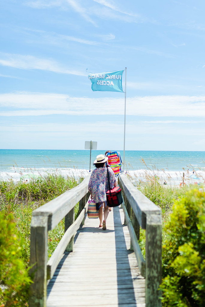 Travel Guide: Topsail Island-@headtotoechic-Head to Toe Chic
