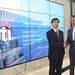 President Nakao, ADB staff visit Citibank Service Center