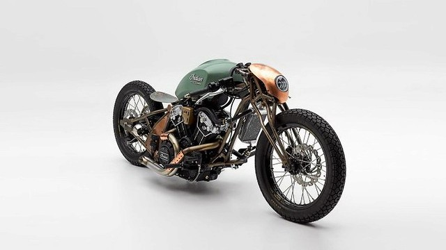 """Indian ganadora del """"The Wrench"""