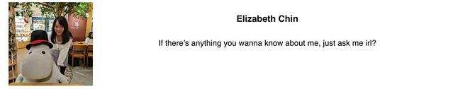 elizabeth byline