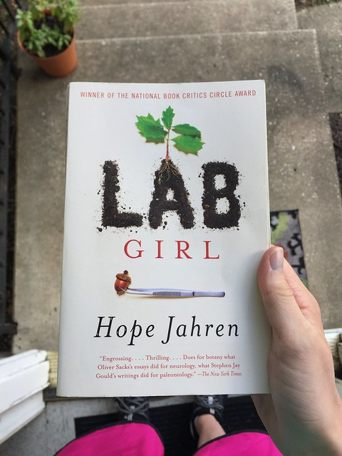 Lit Lens: Hope Jahren's 'Lab Girl'