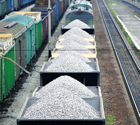 транспортировка ПИ железной дорогой