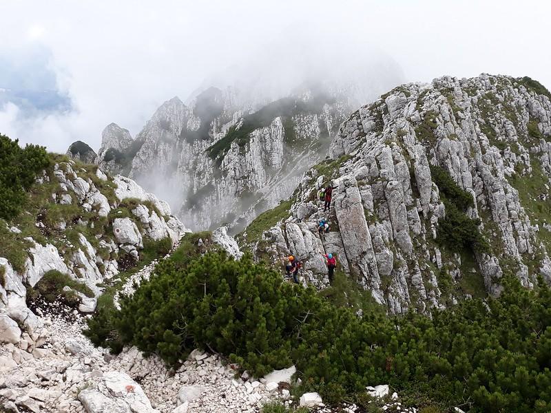 Drumetie in Piatra Craiului - Zarnesti-Creasta Nordica (43)