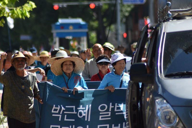 9.8 사드 추가 배치 1년, 철회 촉구 평화행동_출처_소성리 종합 상황실 (1)